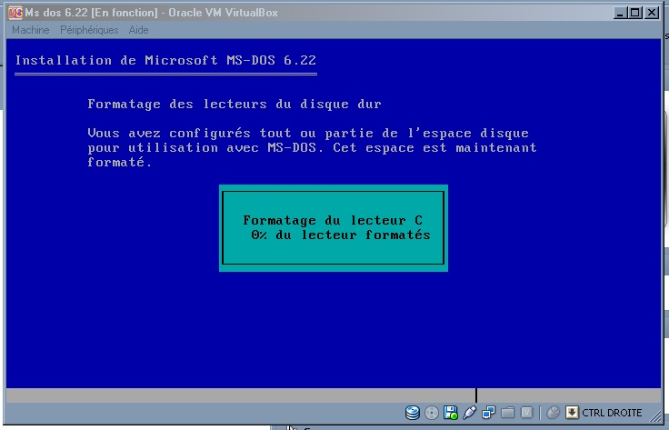 disquette dos 6.22
