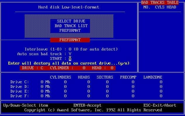 logiciel loformat